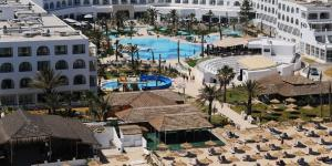 Tunisko, Vincci Nozha Beach Resort & Spa 4*