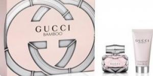 Gucci Bamboo EdP 50 ml + telové mlieko 100 ml