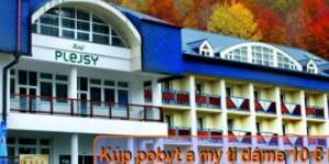Hotel Plejsy Spa & Fun Resort *** - jesenná pohoda