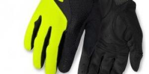 Giro Bravo LF black/highlight-yellow