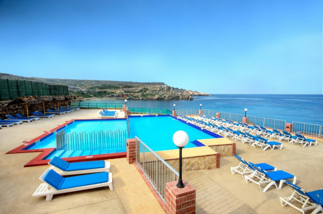 Letecky Malta: Paradise Bay Resort 4*