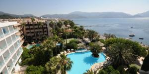 Letecky Turecko, Marmaris: Tropical Beach Hotel 4*