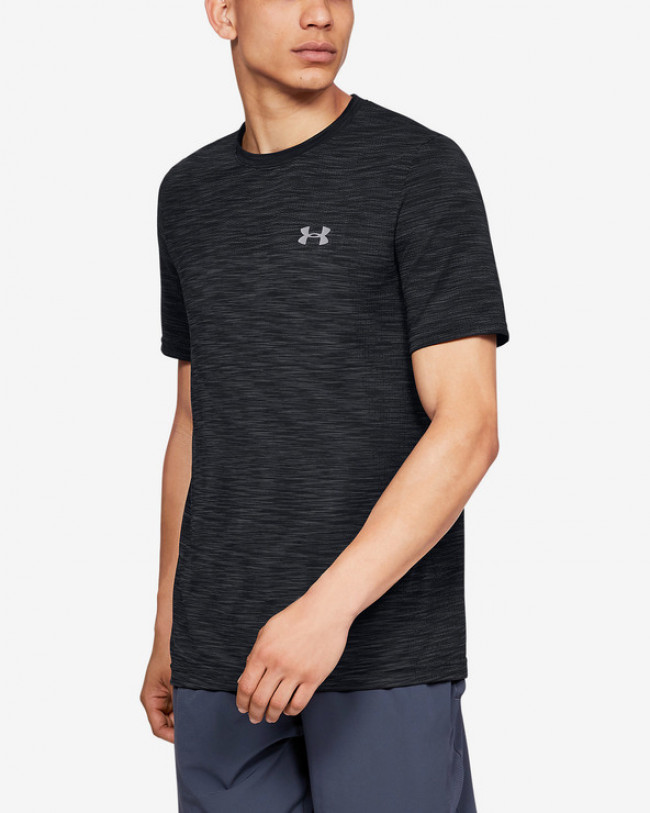 Under Armour Vanish Seamless Tričko Čierna