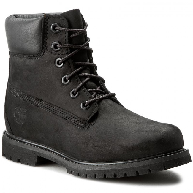 Outdoorová obuv TIMBERLAND - 6In Premium Boot 8658A/TB08658A0011 Black