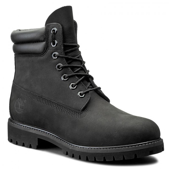 Outdoorová obuv TIMBERLAND - 6 In Boot 73541 Black