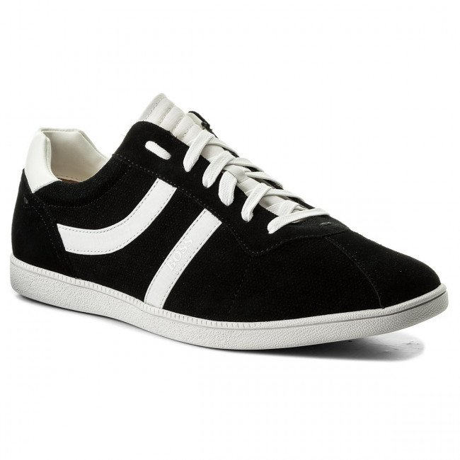 Sneakersy BOSS - Rumba 50383635 10206538 01 Black 001