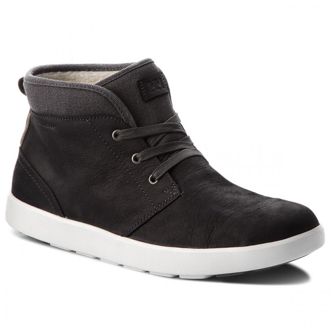 Outdoorová obuv HELLY HANSEN - Gerton 111-57.990 Jet Black/Off White/Charcoal