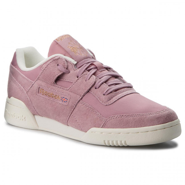 Topánky Reebok - Workout Lo Plus CN4623  Infused Lilac/Chalk/Rose