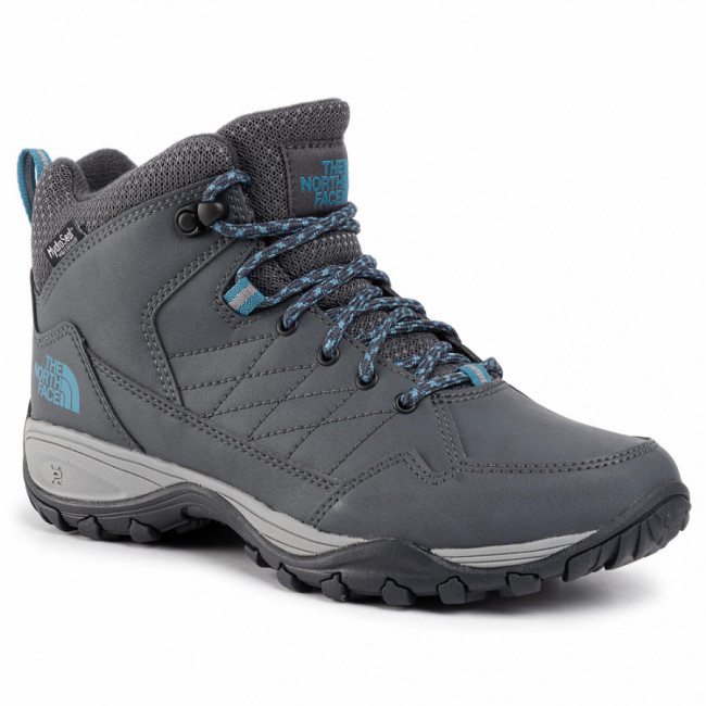 Trekingová obuv THE NORTH FACE - Storm Strike II WP NF0A3RRRGU8 Ebony Grey/Griffin Grey