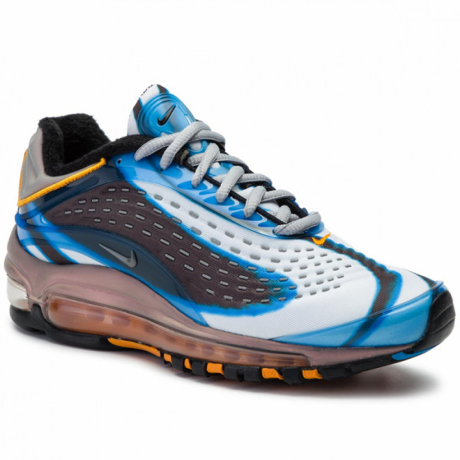 Topánky NIKE - Air Max Deluxe AQ1272 401 Photo Blue/Wolf Grey