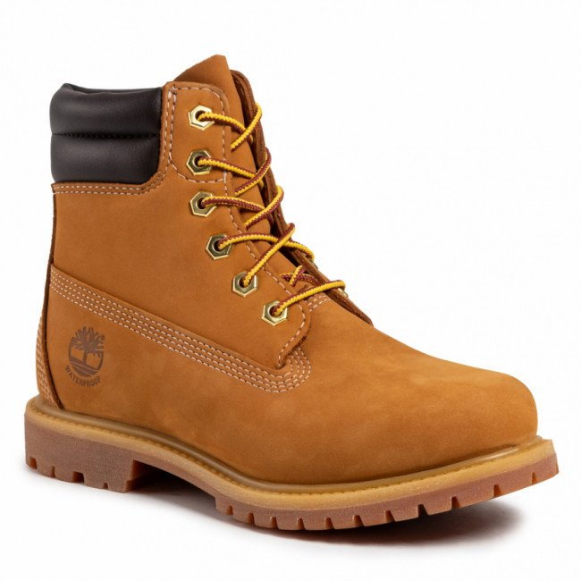 Outdoorová obuv TIMBERLAND - Waterville 6 In Waterproof Boot TB042687231 Wheat Nubuck