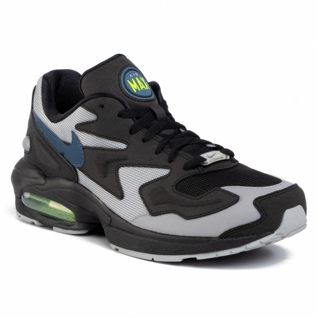 Topánky NIKE - Air Max2 Light AO1741 002 Black/Thunderstorm/Wolf Grey