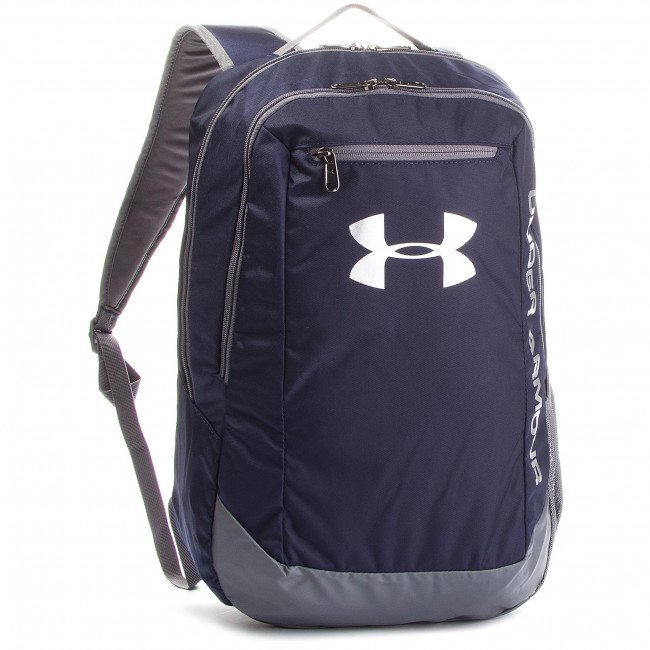 Ruksak UNDER ARMOUR - Ua Hustle LDWR Backpack 1273274-410  Navy
