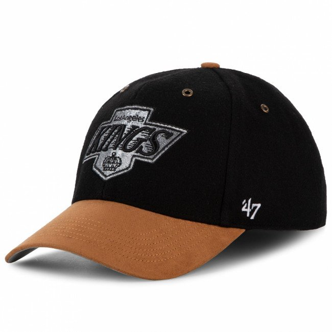 Šiltovka 47 BRAND - Los Angeles Kings Willowbrook  HVIN-WLOBM08WMS-BK88 Black