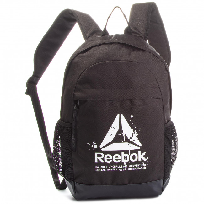 Ruksak Reebok - Junior Motion Tr Bp DA1261 Black
