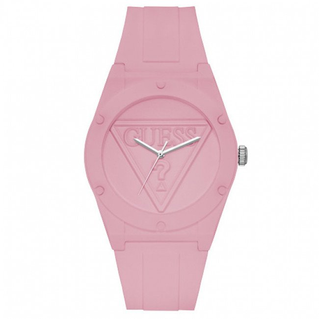Hodinky GUESS - Retro Pop W0979L5  PINK/PINK