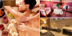 Wellness pobyt v Grand Boutique Hoteli Sergijo****