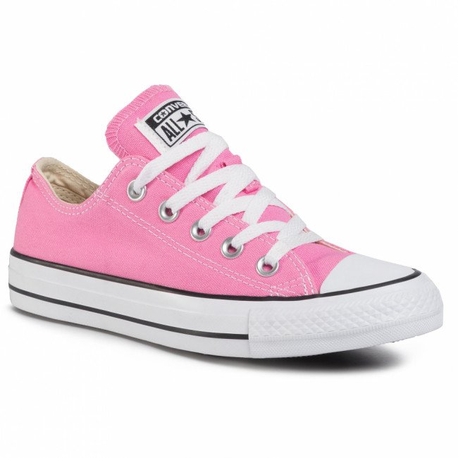 Tramky CONVERSE - A/S Ox M9007 Pink