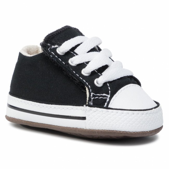 Tenisky CONVERSE - Ctas Cribster Mid 865156C Black/Natural Invory/White