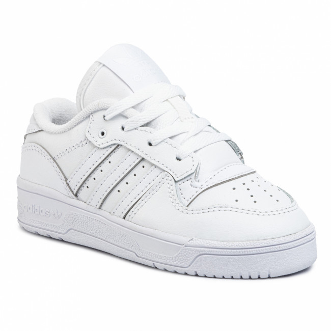 Topánky adidas - Rivalry Low C EF7108 Ftwwht/Ftwwht/Cblack