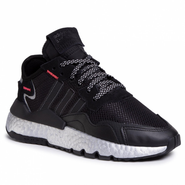Topánky adidas - Nite Jogger W FV4137 Cblack/Shored/Silvmt