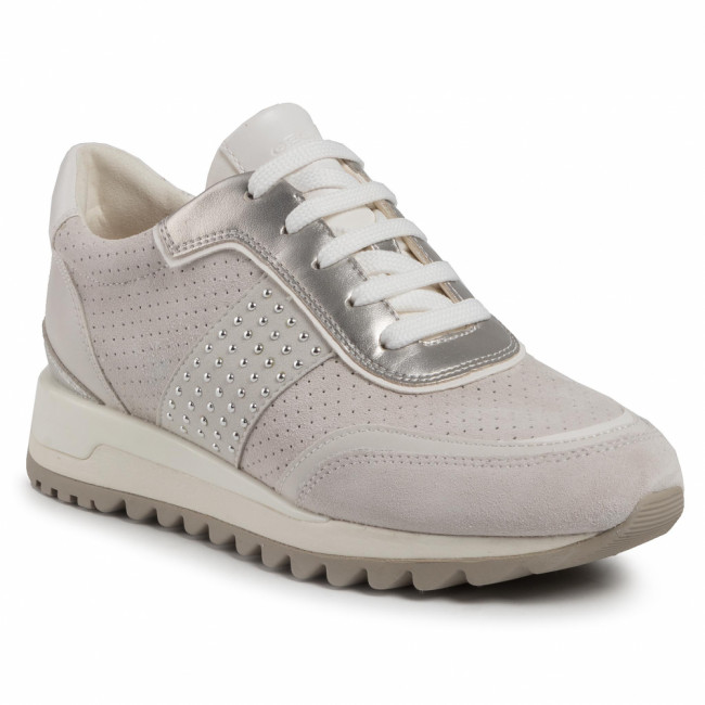 Sneakersy GEOX - D Tabelya A D94AQA 022BC C1209 Off White/White