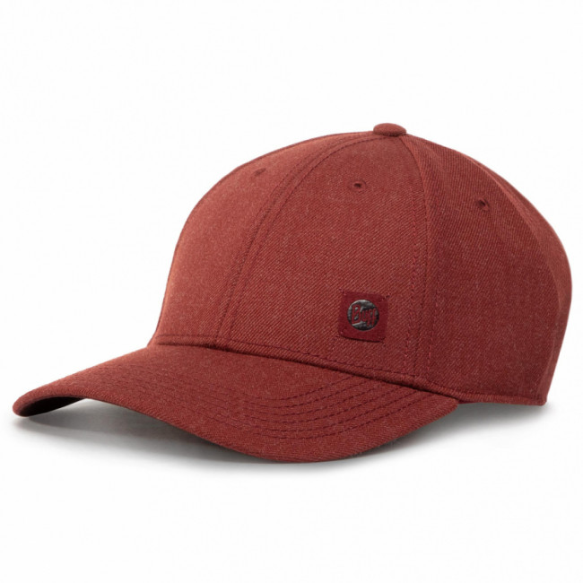 Šiltovka BUFF - Baseball Cap Solid Rusty 117297.404.10.00 W/Backram