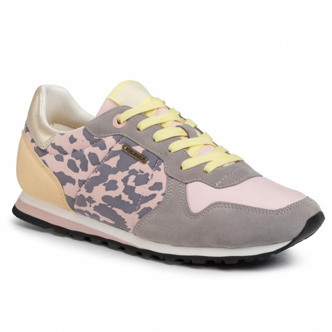 Sneakersy PEPE JEANS - Verona W Best PLS30981  Washed Rose 313