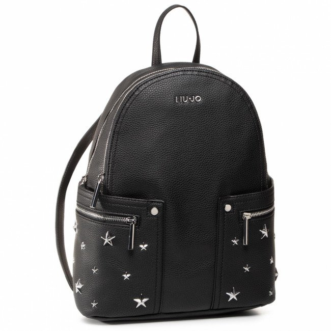 Ruksak LIU JO - M Backpack AA0188 E0058 Nero 22222