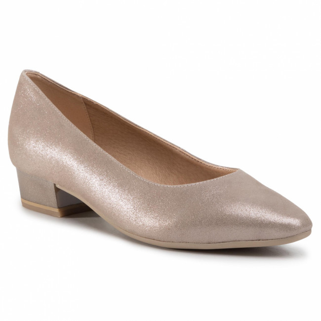 Poltopánky CAPRICE - 9-22200-24 Taupe Sue.Met. 354