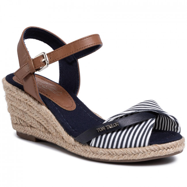 Espadrilky TOM TAILOR - 8090907 Navy