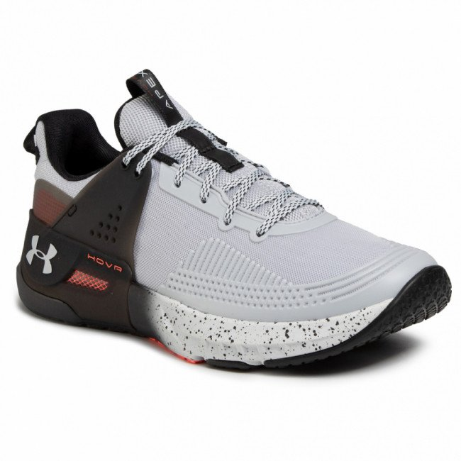 Topánky UNDER ARMOUR - Ua Hovr Apex 3022206-110  Gry