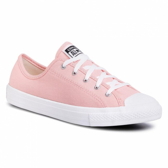 Tramky CONVERSE - Ctas Dainty Ox 567693C Storm Pink