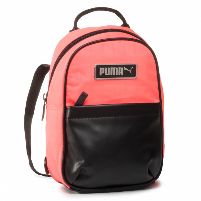 Ruksak PUMA - Prima Classics Mini Backpack 077140 02 Ignite Pink