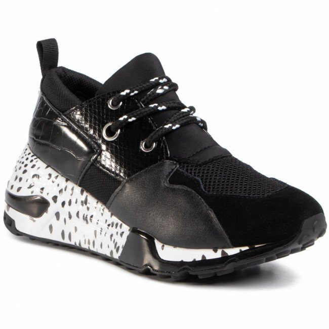Sneakersy STEVE MADDEN - Cliff SM11000185-04005-010 Black Multi