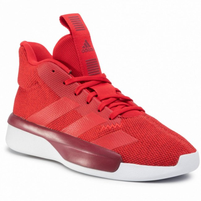 Topánky adidas - Pro Next 2019 EH1967 Scarle/Cburgu/Ftwwht