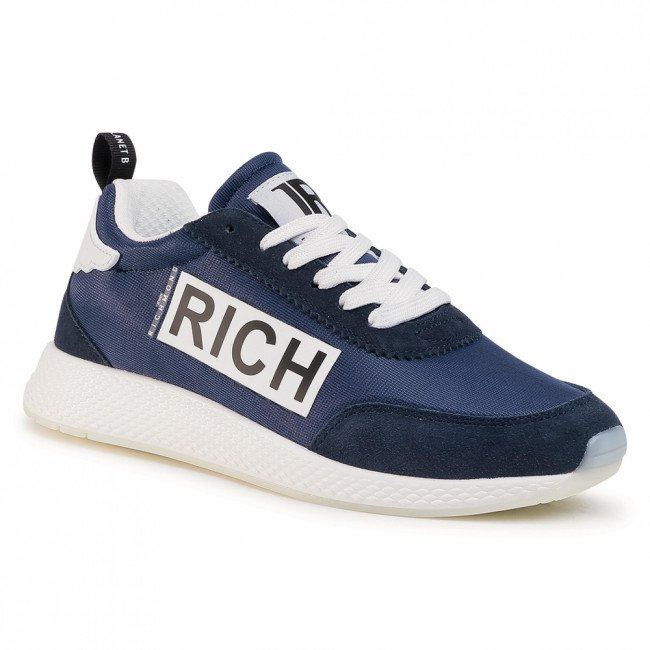 Sneakersy JOHN RICHMOND - 1323 C Blu