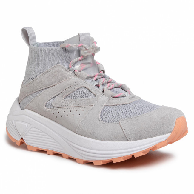 Sneakersy HUGO - Horizon 50428269 10226109 01 Light/Pastel Grey 050