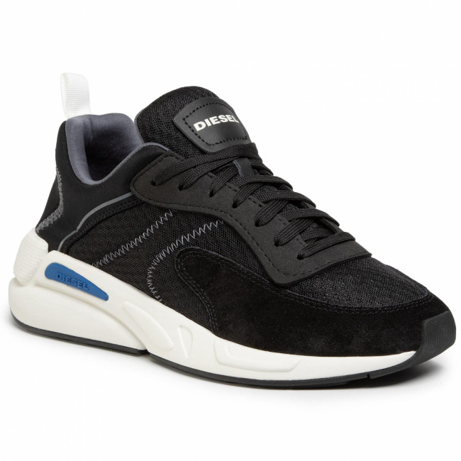 Sneakersy DIESEL - S-Serenndipity Low Y02159 P3163 T8013  Black