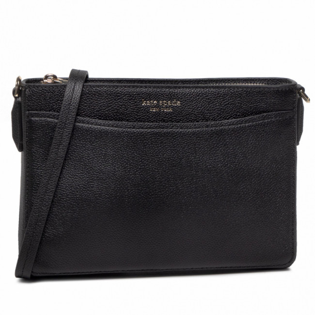 Kabelka KATE SPADE - Margaux Medium Convertible Crossbody PXRUA219 Black 001U