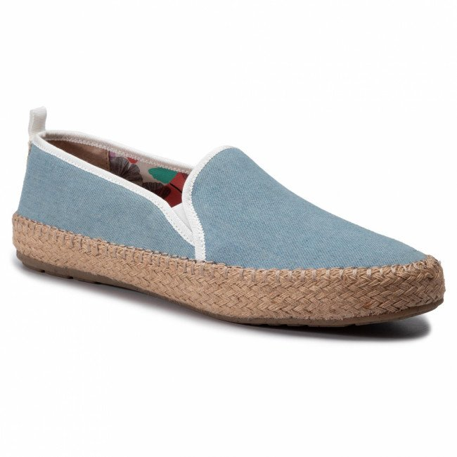 Espadrilky EMU AUSTRALIA - Gum W11385 Light Denim
