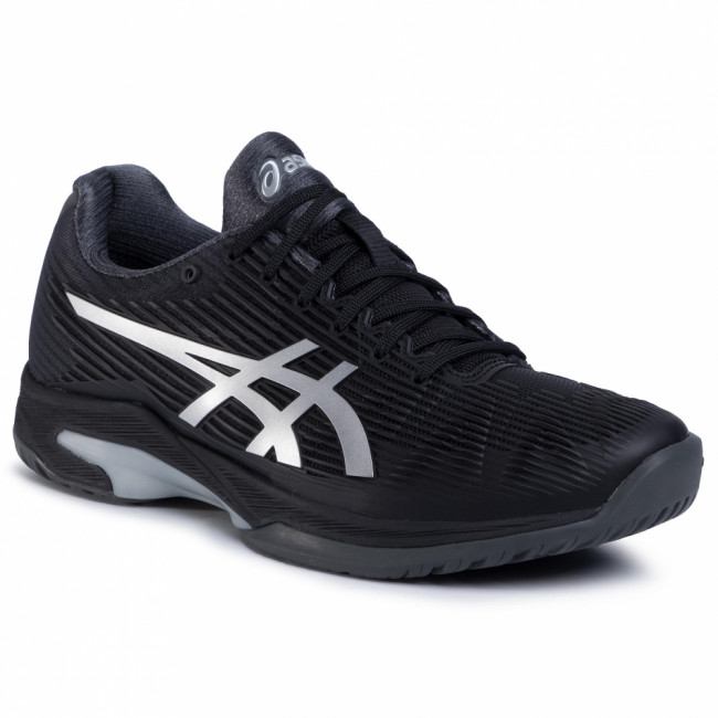 Topánky ASICS - Solution Speed Ff 1041A003 Black/Silver 001