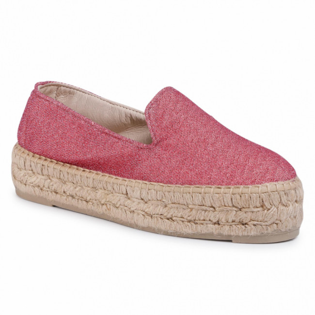 Espadrilky MANEBI - Slippers D F 4.4 D0 Rose
