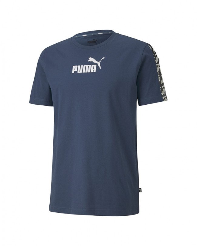 Puma Amplified Tričko Modrá