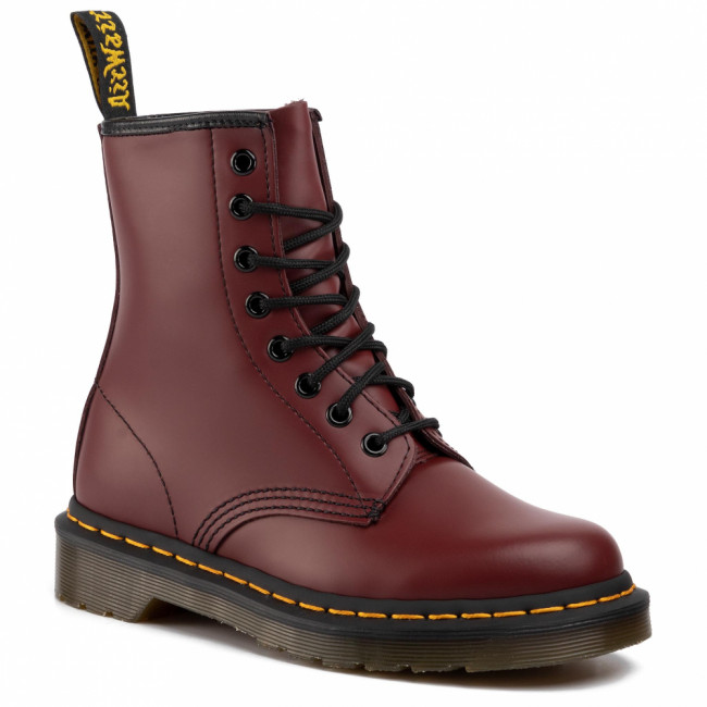 Glady DR. MARTENS - 1460 Smooth 10072600 Cherry Red