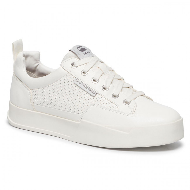 Sneakersy G-STAR RAW - Rackam Core Low D15202-A940-110 White