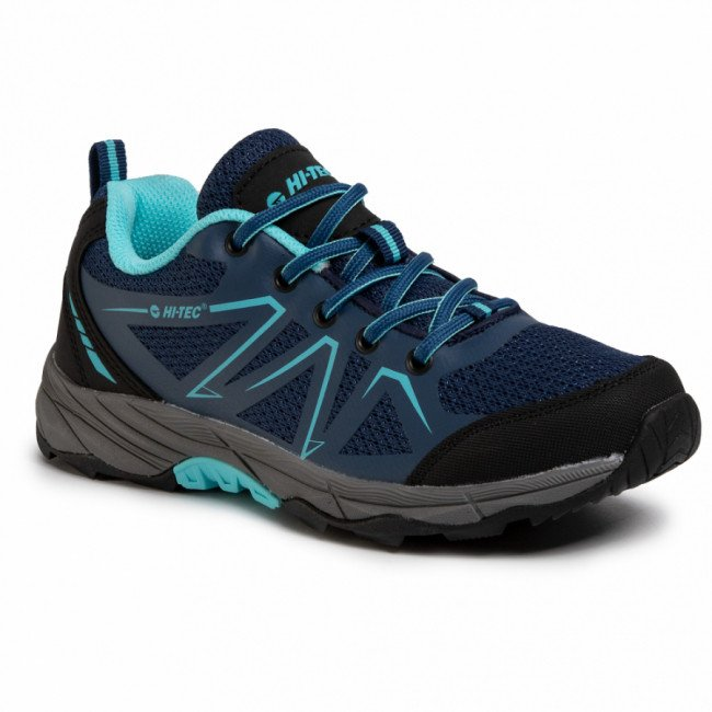 Trekingová obuv HI-TEC - Grymes Wo's AVS-SS20-HT-01-Q1  Navy/Light Navy/Blue Radiance/Black