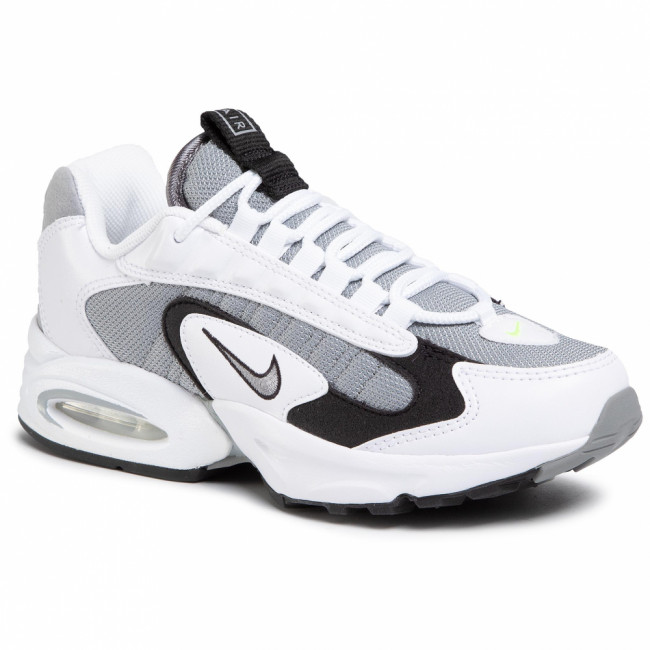 Topánky NIKE - Air Max Triax CD2053 104 White/Particle Grey/Black/Volt