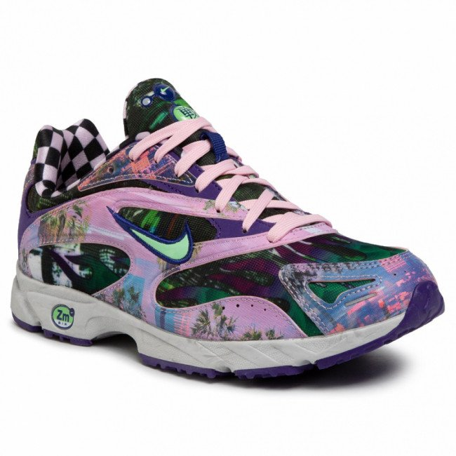 Topánky NIKE - Streak Spectrum Plus Prem AR1533 500 Court Purple/Lt Poison Green