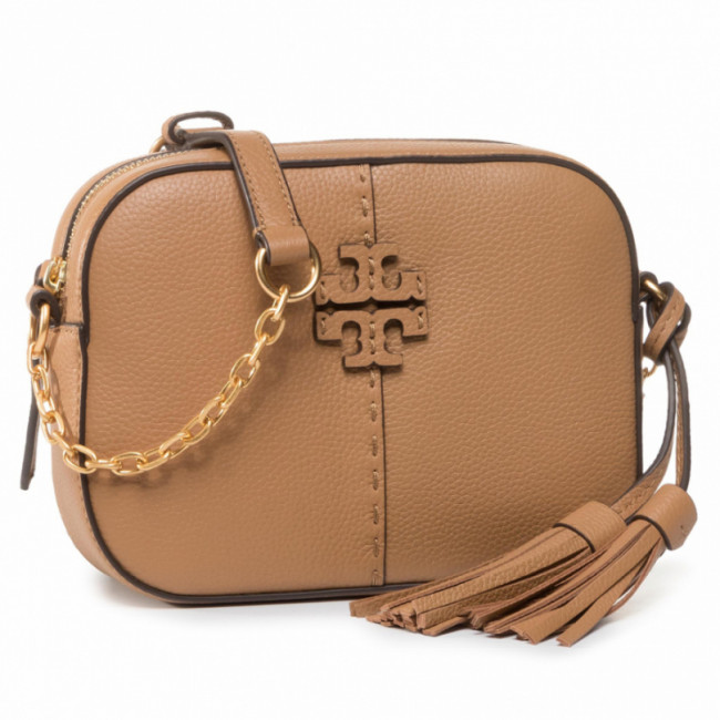 Kabelka TORY BURCH - Mcgraw Camera Bag 64447 Tiramisu 227